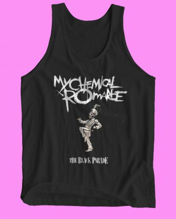 My chemical romance the back parade
