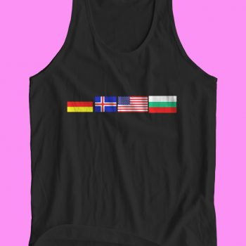 germany iceland america bulgaria flag