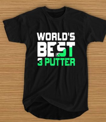 World's best 3 putter