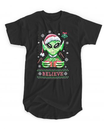 Alien Elf Believe