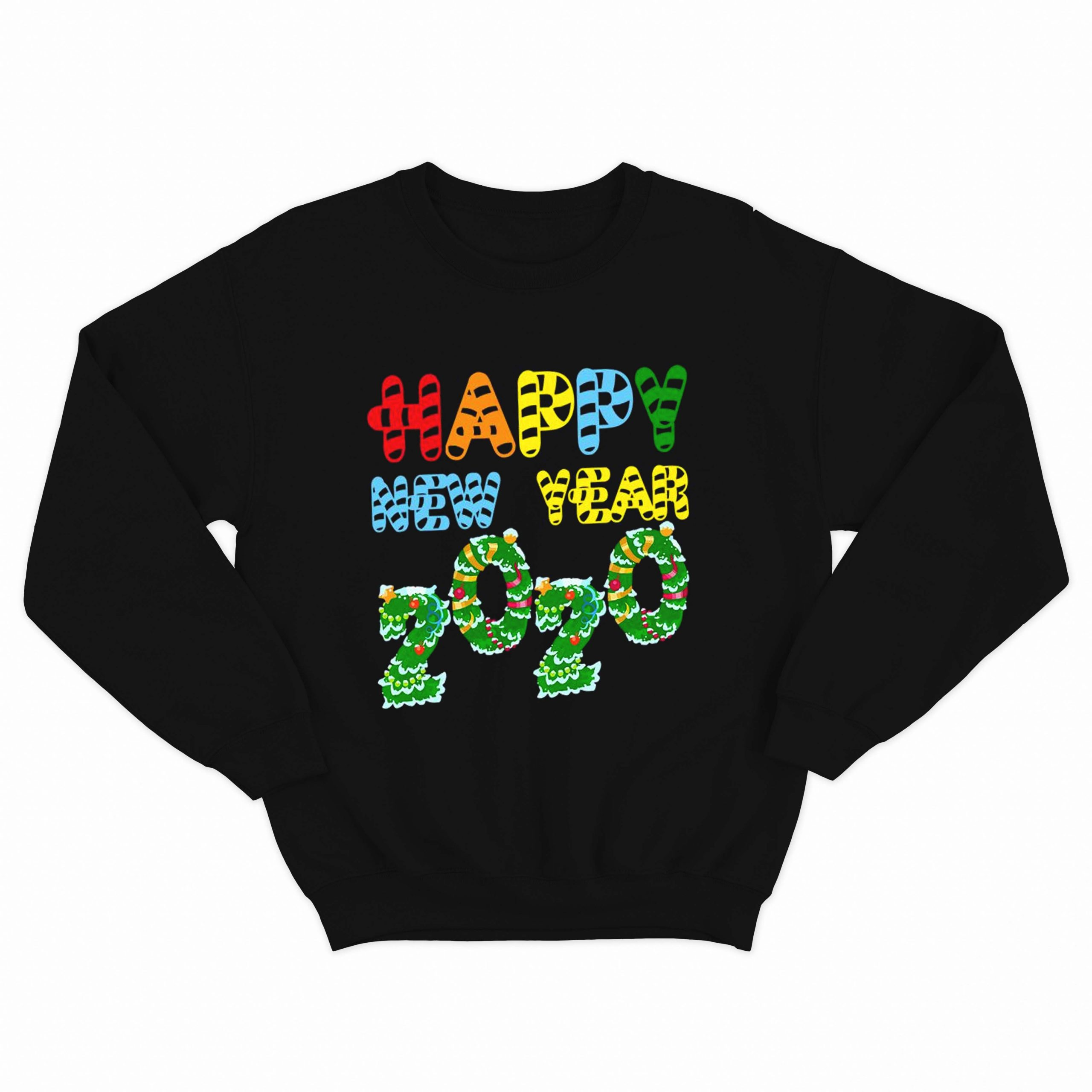 Funny Candy Happy New Year