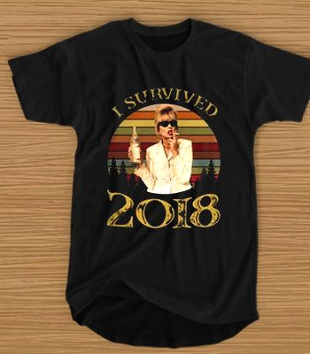 Absolutely Fabulous I survived 2018 vintage