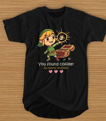 You Found Coffee - All Hearts Restored