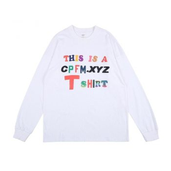 This Is a CPFM.XYZ T-shirt